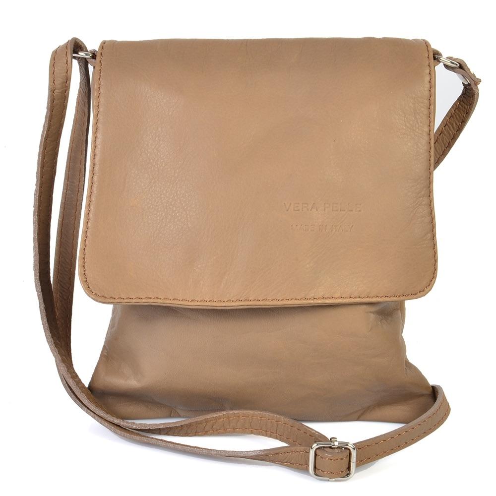 Italienische Leder Schulter Umhänge Tasche Cross Bag Shopper GOLD Metallic Top